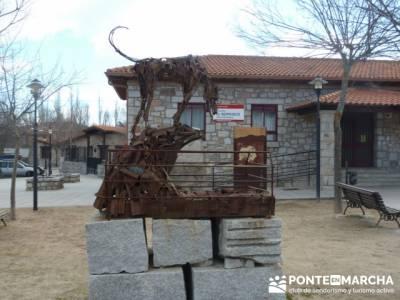 Senda Genaro - GR 300 - Embalse de El Atazar